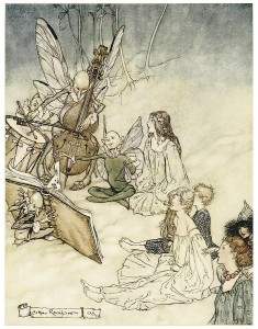 a-midsummer-nights-dream-and-a-fairy-song-arthur-rackman