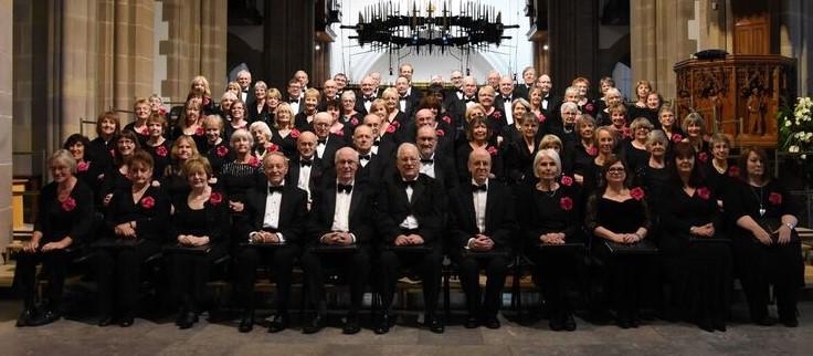 Photo of Blackburn Music Society