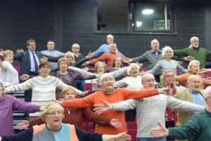 Joyce choir