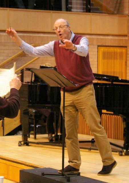 Paul Spicer: Gerontius Workshop